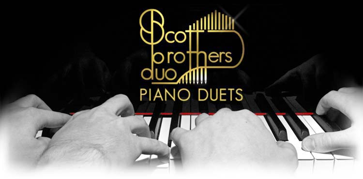 Piano Duets - Scott Brothers Duo